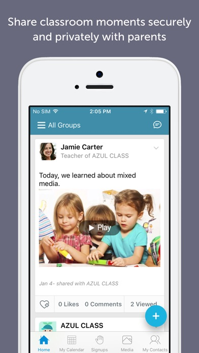 Bloomz: For Teachers & Schools for Windows