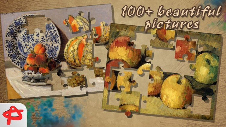 Greatest Artists: Free Jigsaw Puzzle screenshot-3