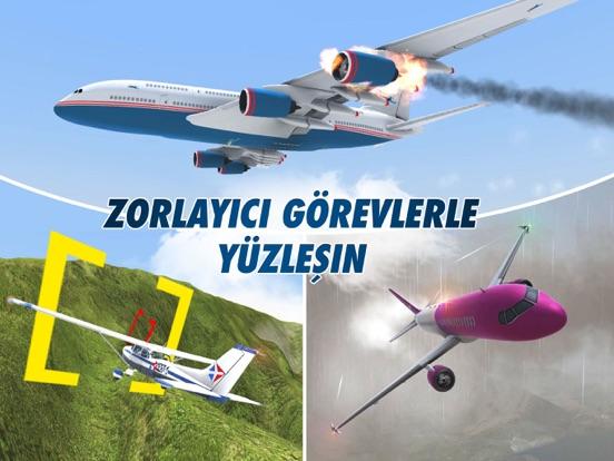Take Off - The Flight Simulator ipad ekran görüntüleri