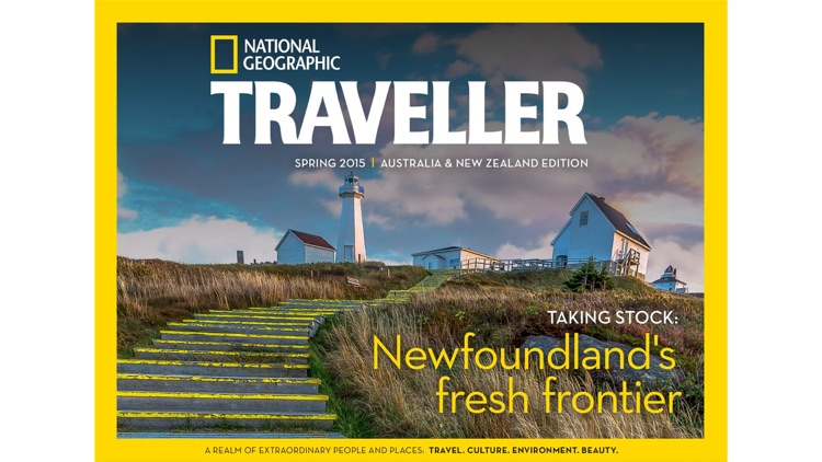National Geographic Traveller AU/NZ: a realm of extraordinary people and places