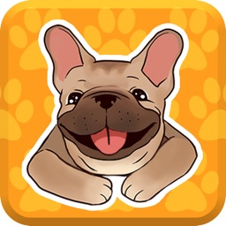 FrenchieMOJI - French Bulldog Emojis
