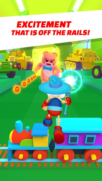 Buddyman Run - keep running! screenshot-3