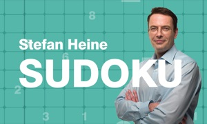 Stefan Heine Sudoku - moderate to difficult