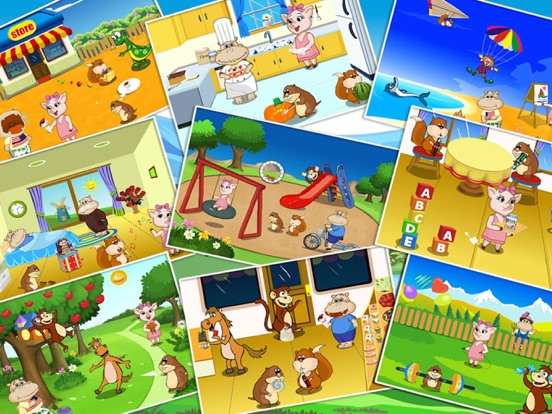 Animal Shape Puzzle- Educational Preschool Gamesのおすすめ画像4