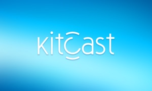 kitcast: Digital signage software