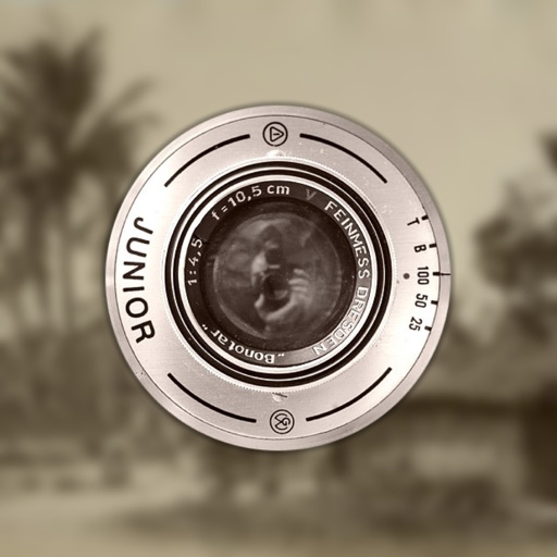 Old Photo Editor iOS App