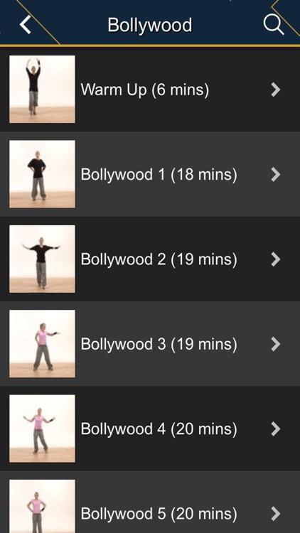 Dance Workout Videos screenshot-4