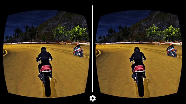 VR Stylish Crazy Bike Rider PRO screenshot-3