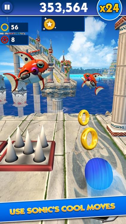 Sonic Dash screenshot-3