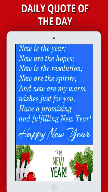 Happy New Year 2017 - Greetings & Quotes Message screenshot-3