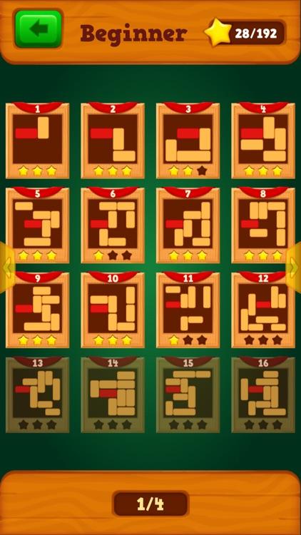 Block Puzzle Wooden Unblock - Classic Wood Spotify screenshot-3