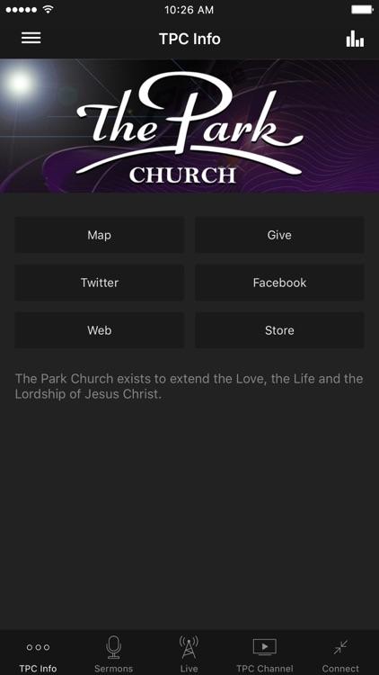 The Park Church App