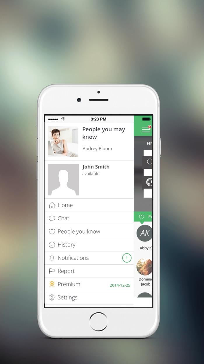 NumberBook Social Screenshot