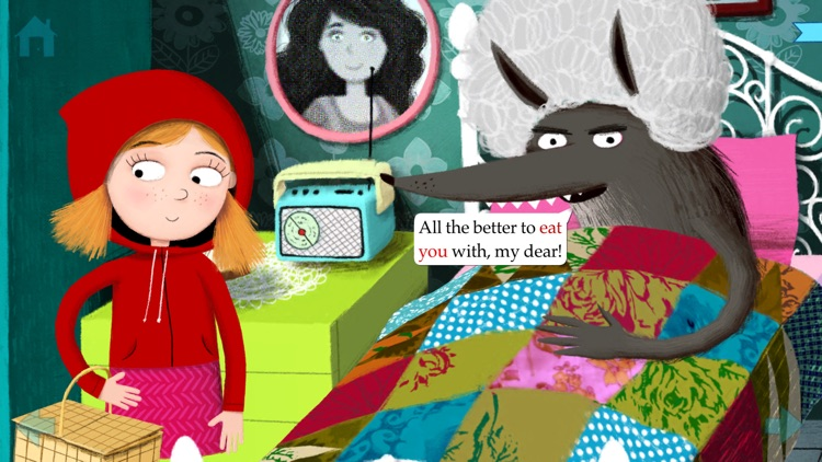 Little Red Riding Hood by Nosy Crow screenshot-3