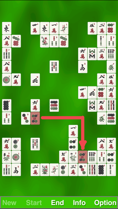 zMahjong Solitaire by SZY screenshot two
