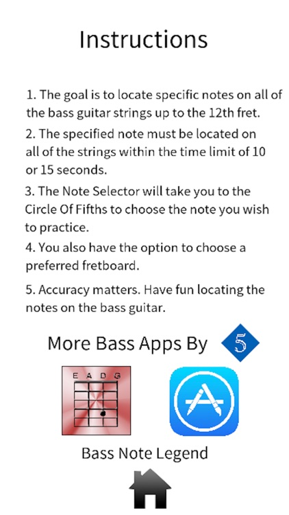 Bass Note Workout
