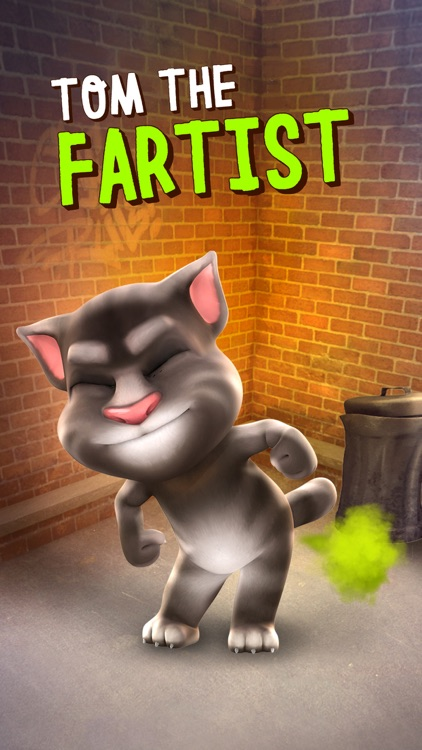 Talking Tom Cat screenshot-0