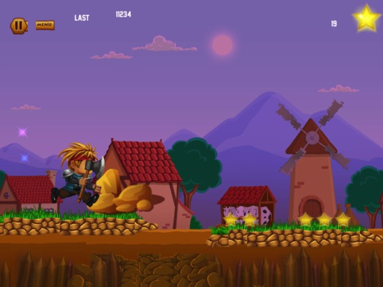 Tiny Knight Run screenshot 7