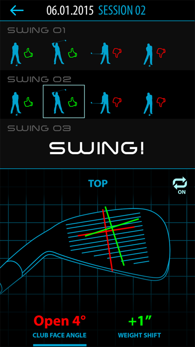 DuoTrac Golf screenshot three