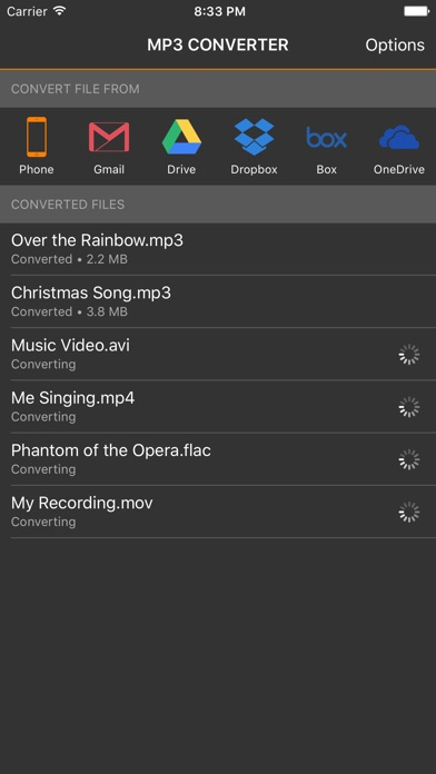 MP3 Converter - Convert Videos and Music to MP3 - AppRecs