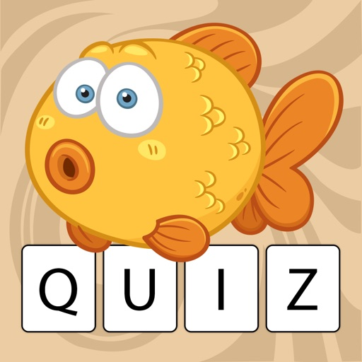 Quiz for kids: first reading app