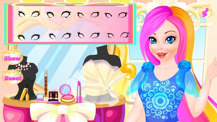 Pretty princess - baby games