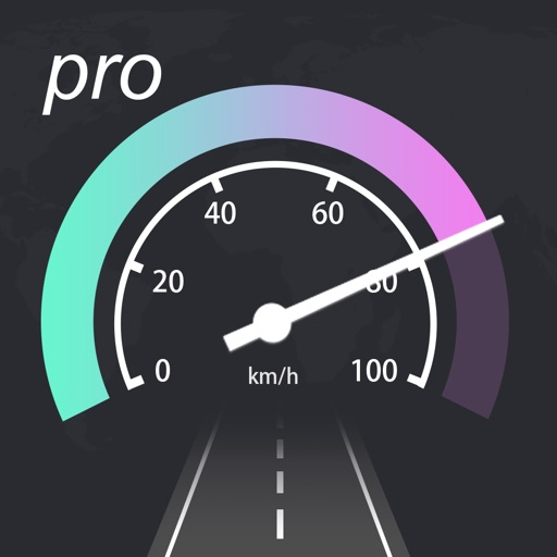 Speedometer for Driver Pro-Speed Tracker & GPS Map