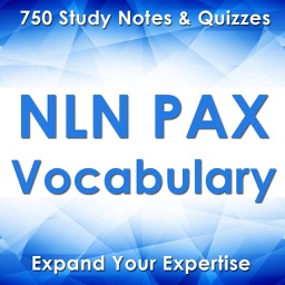 NLN PAX Vocabulary App For Self Learning 2017