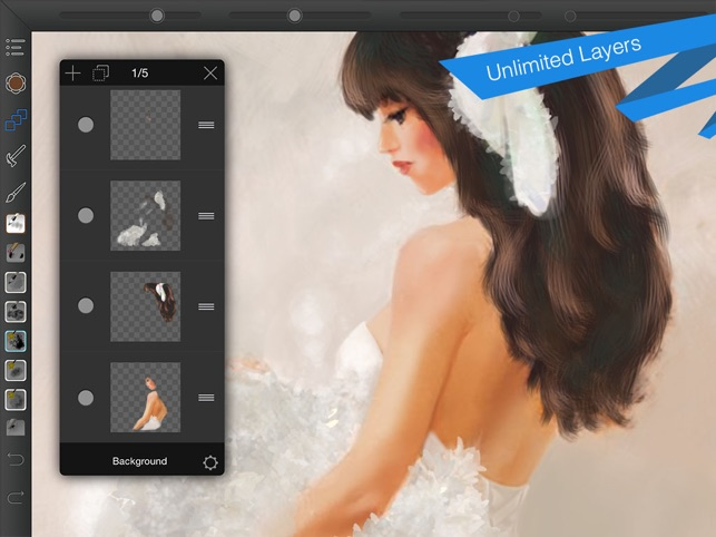 ‎MyBrushes Pro: Paint and Draw Screenshot