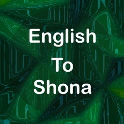 English To Shona Translator Offline and Online