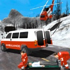Hill Ambulance Parking Simulator- Rescue Drive 17 icon