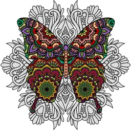 ColorfulDude - Coloring Book for Adults