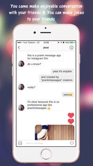 Prankgram Instagram Prank Chat on the App Store