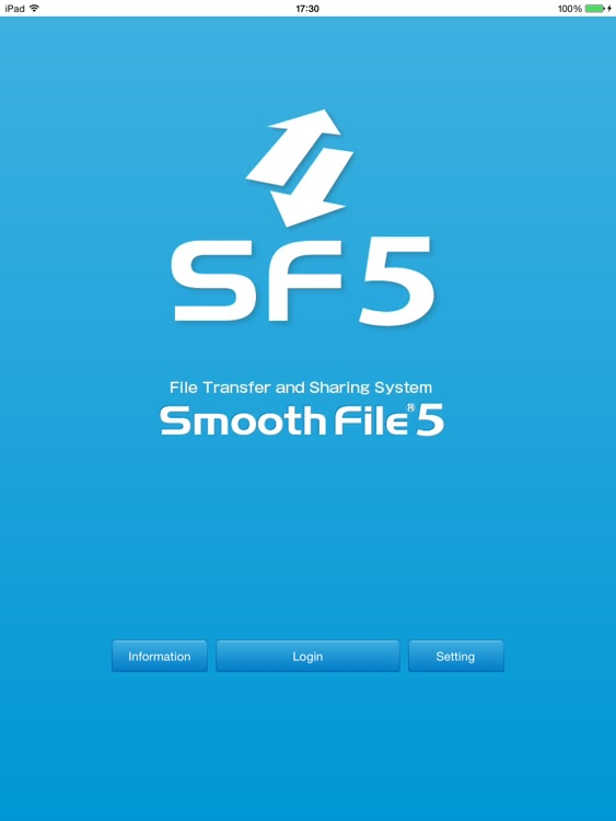 Smooth File5 for iPad