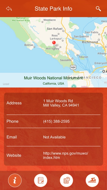 California State Parks & Trails screenshot-3