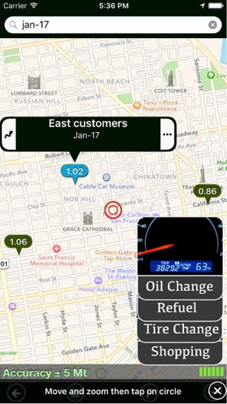download Parking+GPS Locations apps 3