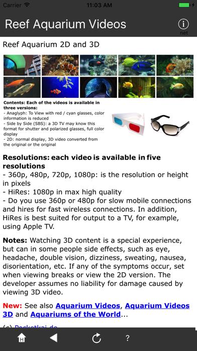 Reef Aquarium 2D/3D freeのおすすめ画像4