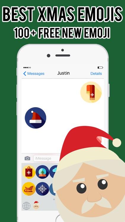 XmasMojis - Christmas Emojis Stickers Keyboard Pro