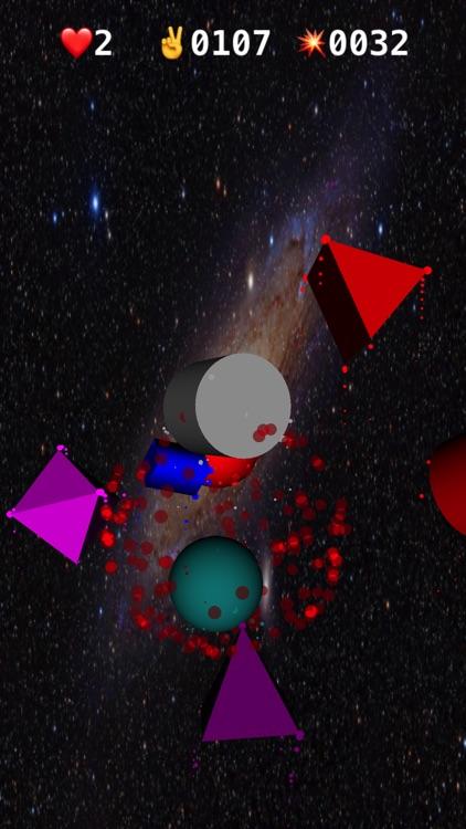 Geometry3D Crash: 3D Geometry Shape Explosion Game