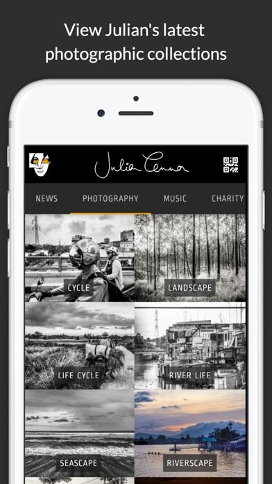 Julian Lennon screenshot two