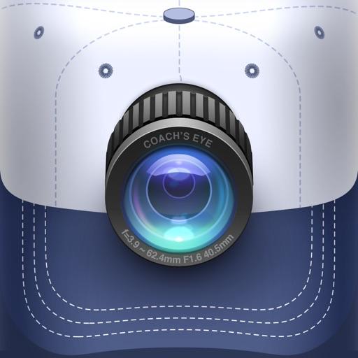 Coach's Eye - Video Analysis app logo