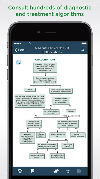 5 Minute Clinical Consult with Bonus Features screenshot-3