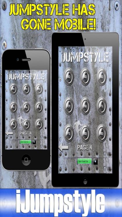 iJumpstyle - Jumpstyle Sound Hardstyle Music Drum screenshot-3