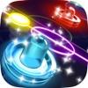 Glow Hockey HD 2 : 焕发曲棍球高清 霓虹灯空气曲棍球