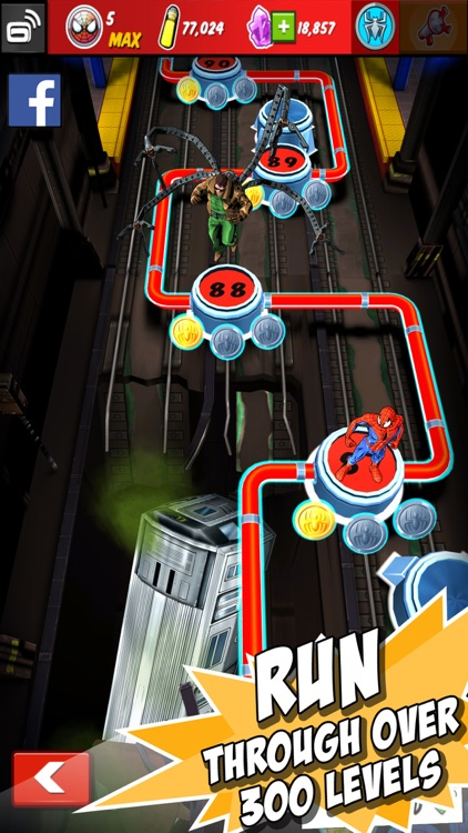 MARVEL Spider-Man Unlimited screenshot-4