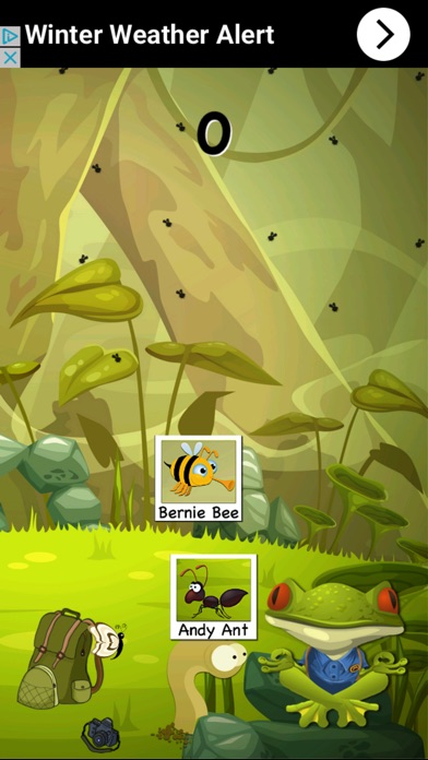 Froggie Frog's Bug Stack-2