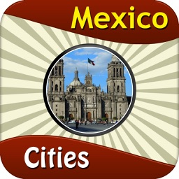 Mexico Offline Map City Guide
