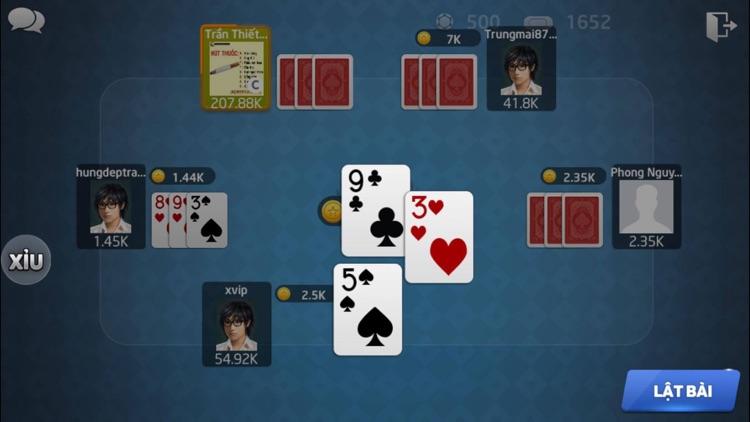 XVIP Game Danh Bai Online screenshot-4