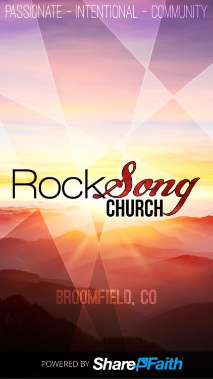 RockSong Church App