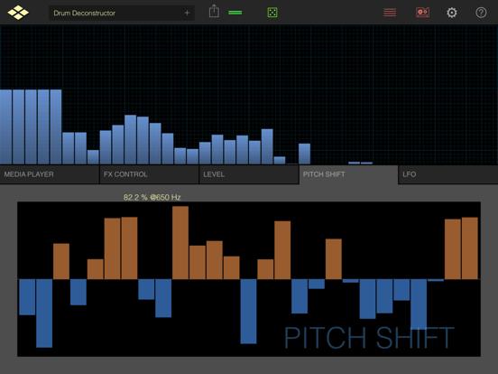 BandShift screenshot 8